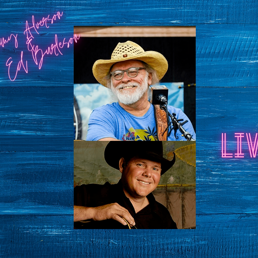 Tommy Alverson and Ed Burleson's Annual Birthday Bash
