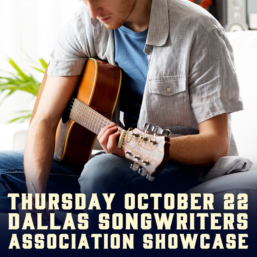 Dallas Songwriters Association - Bring Your Own Mic Nite