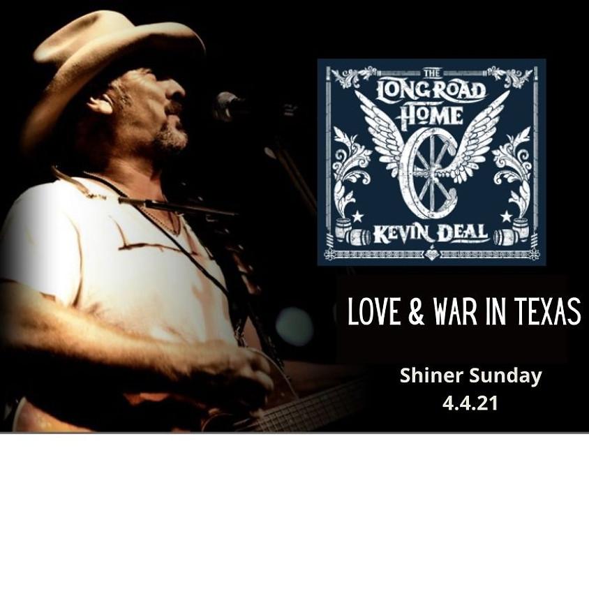 Kevin Deal - Shiner Sunday