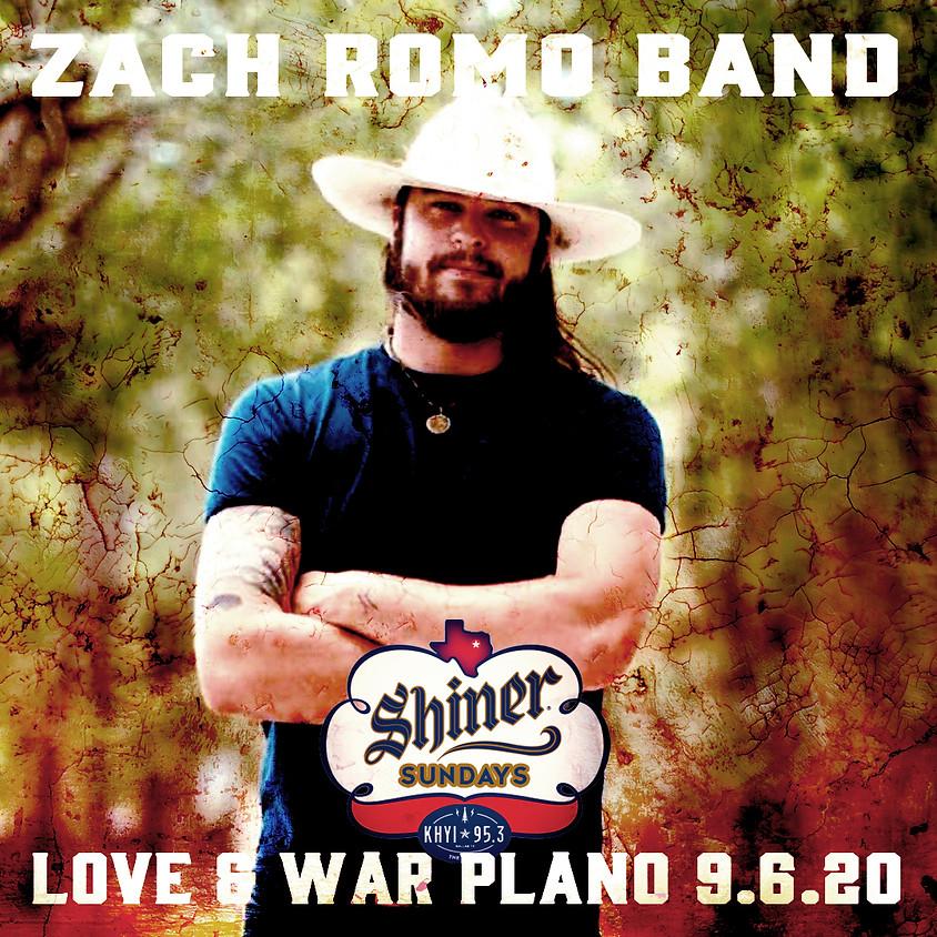 Zach Romo - Shiner Sunday