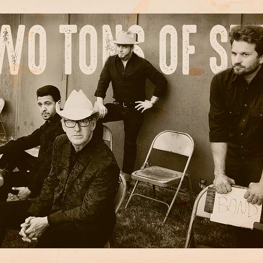 Two Tons of Steel - Shiner Sunday Free Show