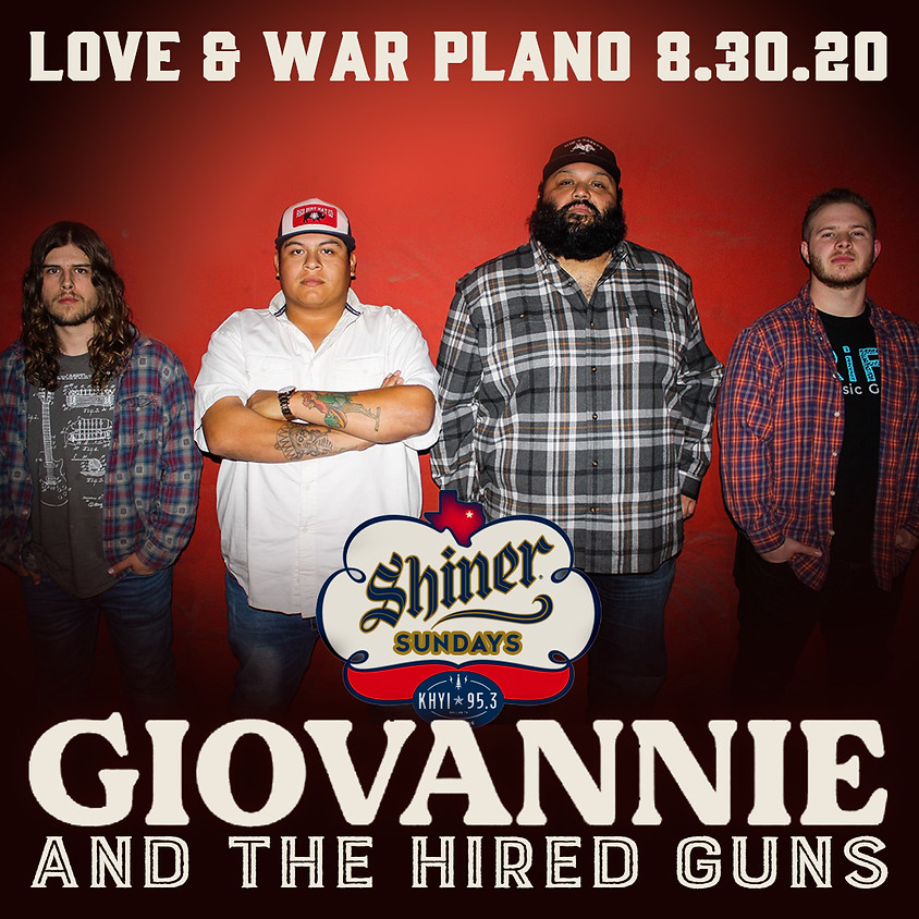 Giovannie and the Hired Guns - Shiner Sunday