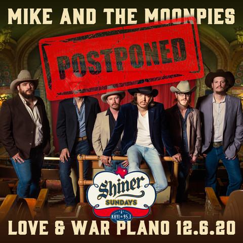 Sunday - Postponed