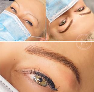 Signature brows