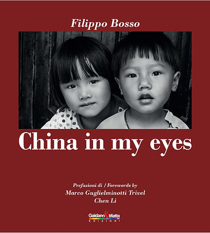 COPERTINA fronte china in my eyes bosso