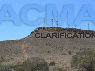 Official clarification from the ACMA regarding transfer of Apparatus Licences