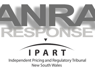 ANRA Responds to IPART Review of Rental Arrangements for Communication Towers on Crown Land