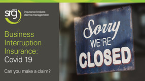 Business Interruption Insurance: Potential for Covid Claims