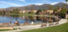 Lake Rancho Santa Margarita