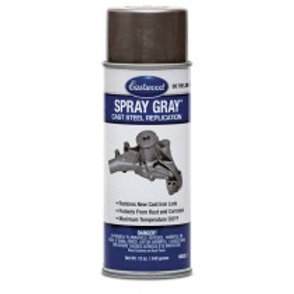 EASTWOOD SPRAY GRAY DETAIL PAINT AEROSOL 12 OZ