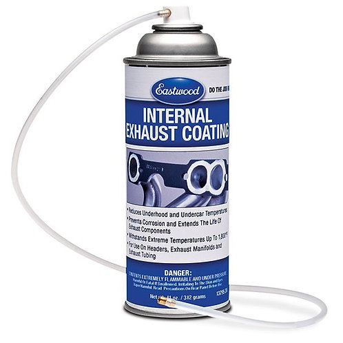 EASTWOOD HIGH TEMP INTERNAL EXHAUST COATING AND NOZZLE