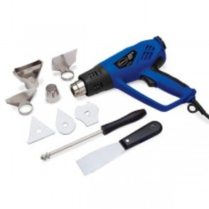 EASTWOOD 1500W HEAT GUN WITH LCD DISPLAY