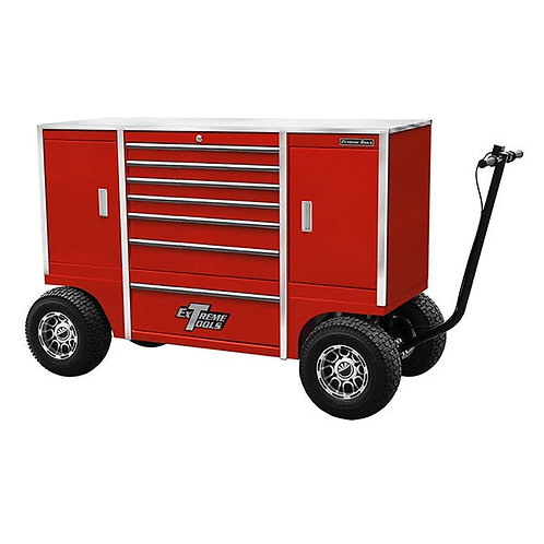 EXTREME TOOLS 70IN PIT BOX RED TXPIT7009RD