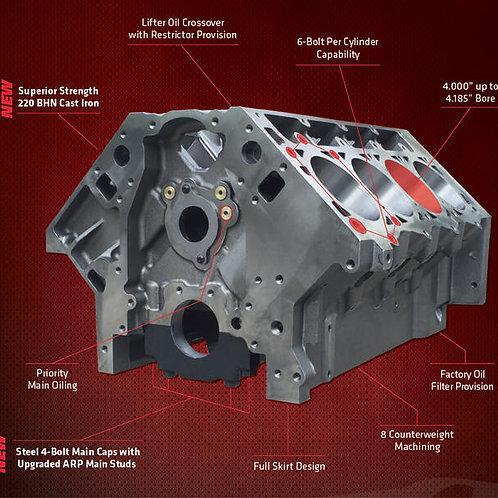 Dart's LS Engine Block