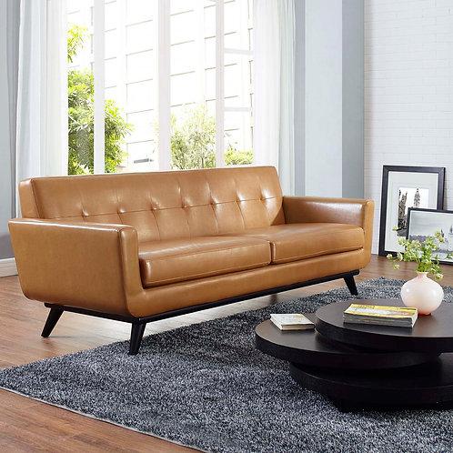 Mid-Cent Modern Custom Sofa