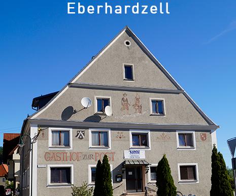 Gasthaus zur Post, Eberhardzell