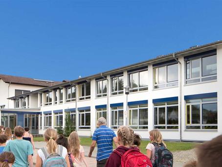 Künftige Realschüler besuchen die RSE