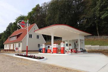 Tankstelle Stade, FLM Kiekeberg