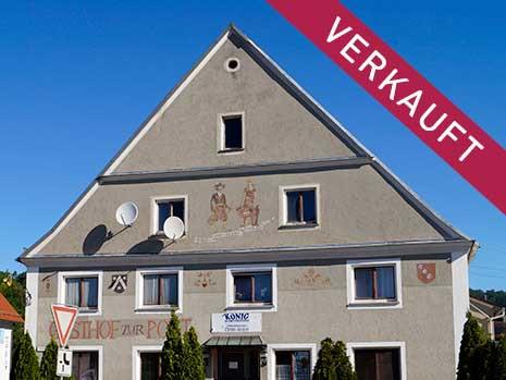 Der Gasthof zur Post in Eberhardzell (Ba-Wü)