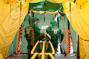 Major Incident Training, 2010