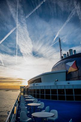 P&O Ferries, 2018
