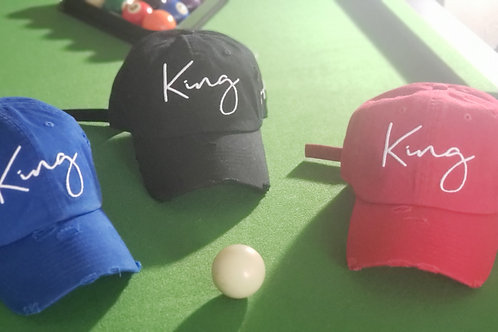 King hats!