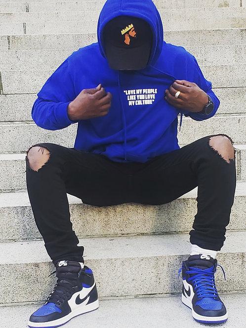 OU. Culture hoodies