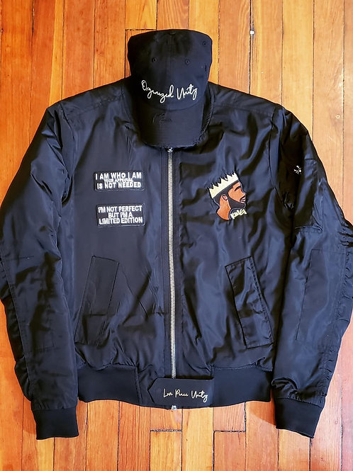 King bomber jacket