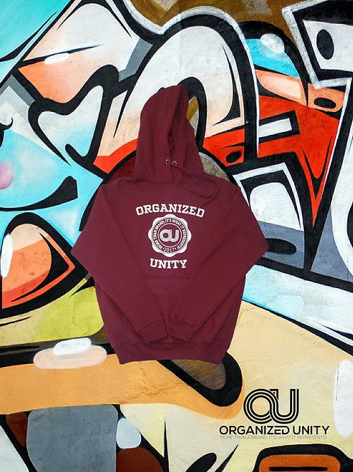 O.U university hoodie!