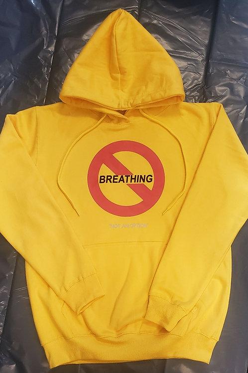"""""""BREATHING"""" hoodie (reflective)"""