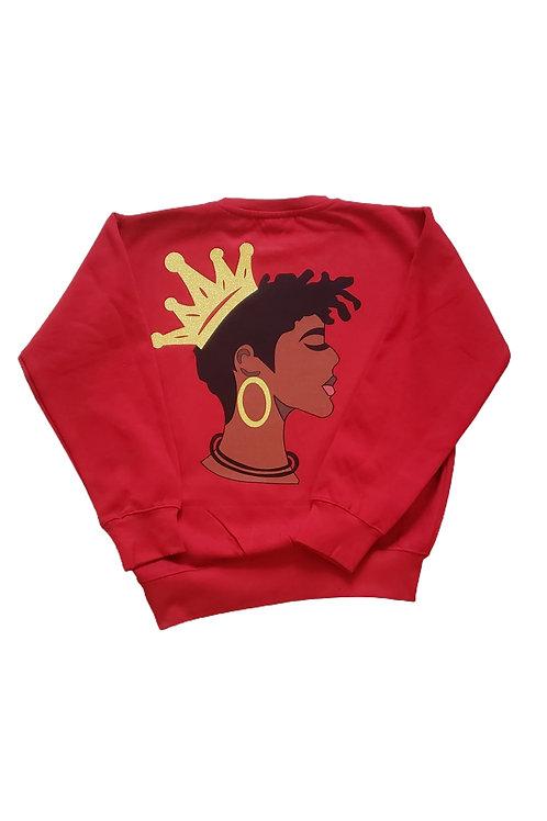 Season 3 queen crewneck sweater!