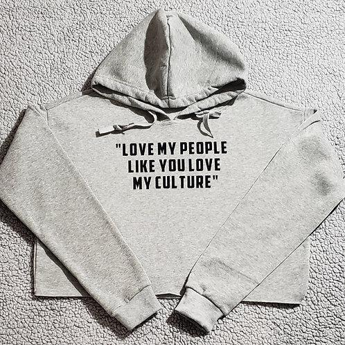 Crop Top Lmp hoodies!!