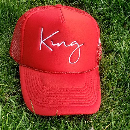 King O.U trucker hats!