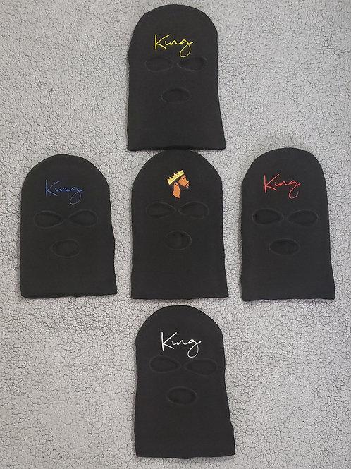 King thermal ski mask!