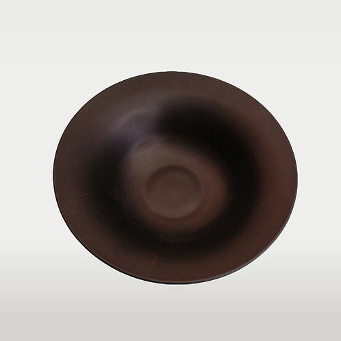 Large Black Amethyst Bowl