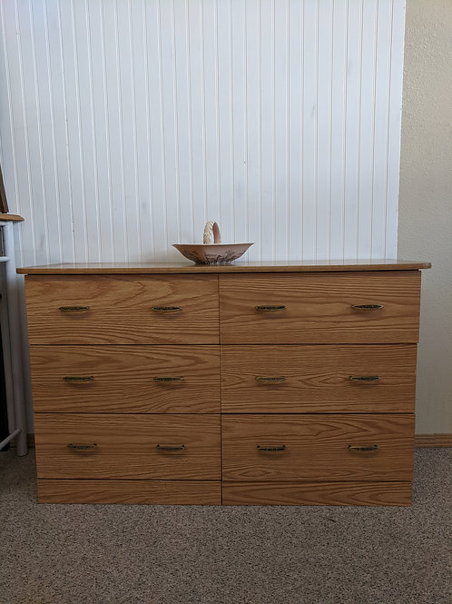 6 Drawer Particle Dresser