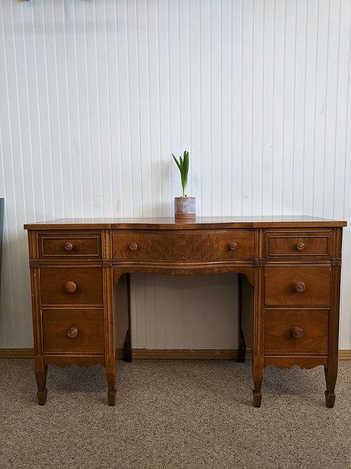 Vintage 7 Drawer Desk