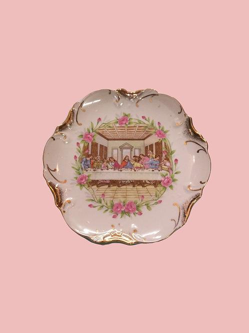 The Last Supper Decorative Plate