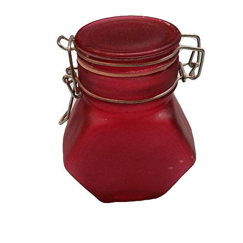 Red Sealed Jar