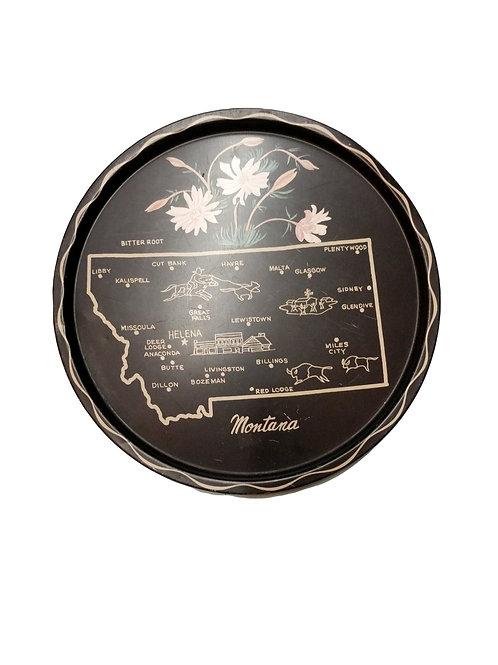 Decorative Montana Plate