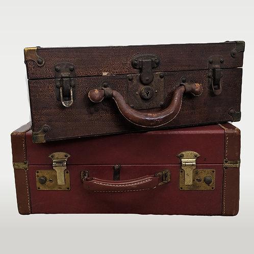 Antique Suitcases
