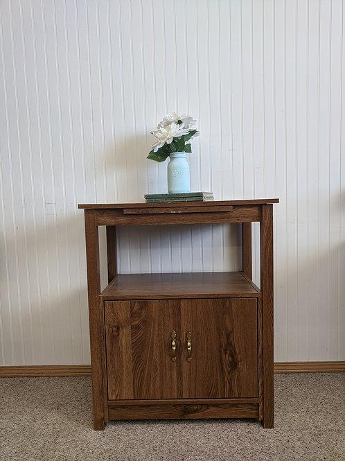 Small 2 Door TV stand