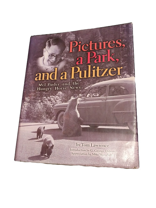 Pictures, a Park, and a Pulitzer Book
