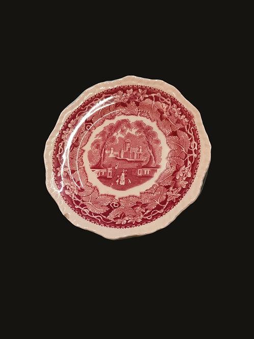 Vista England Decorative Plate