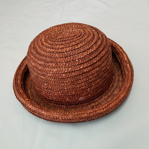Brown Straw Hat