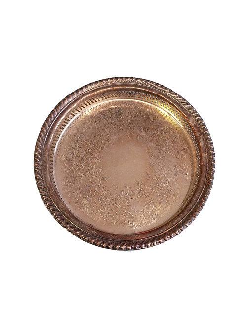 Metal Platter