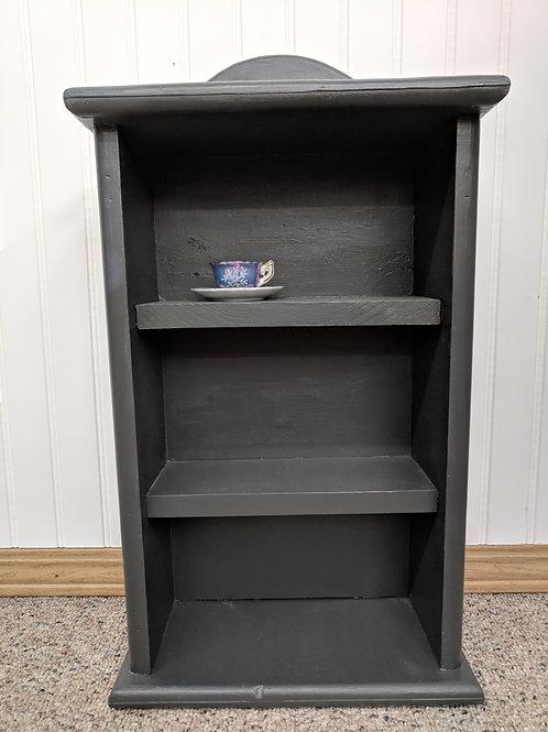 Gray Shelves