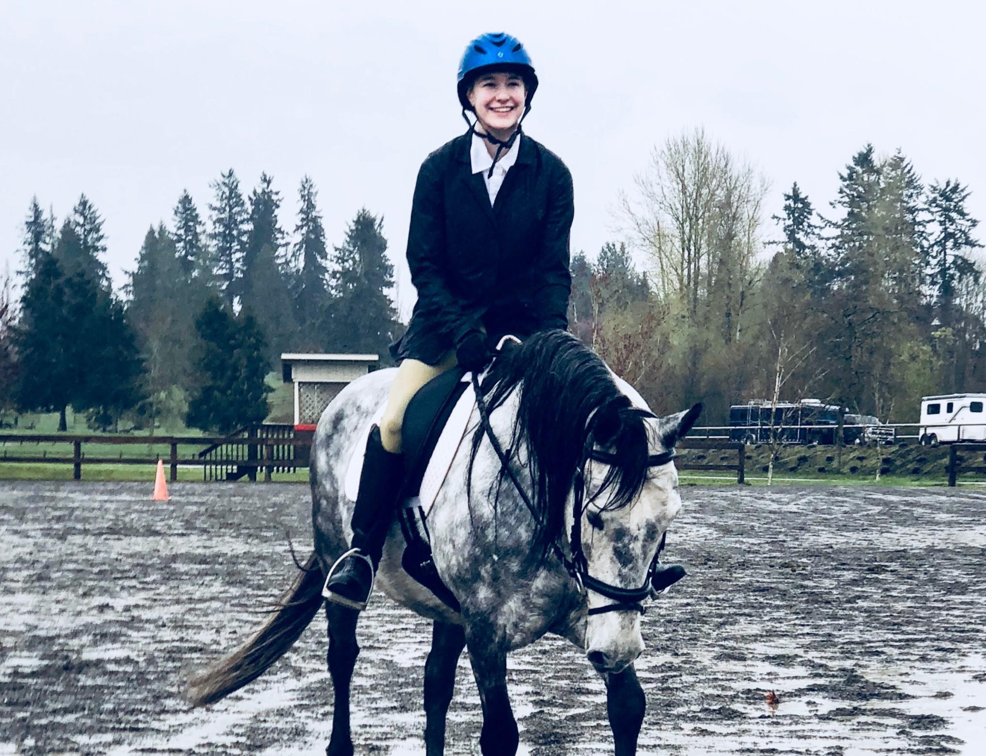 Private Lesson: AE Horse