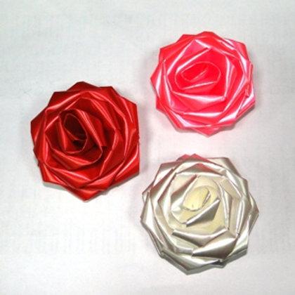 Бант роза