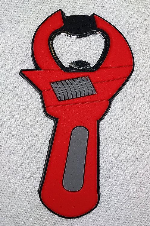 Магнит-Открывалка для бутылок Гаечный ключ 9*5см